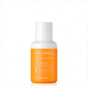 Крем Tony Moly Vital Vita 12 All In One Radiance Cream 40ml