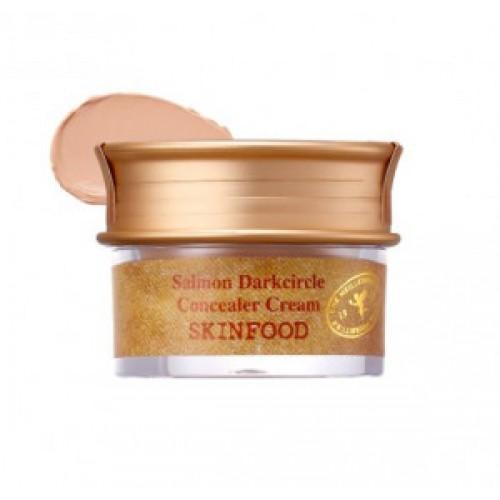 Консилер под глаза  Skinfood Salmon Dark-circle Concealer Cream 10g
