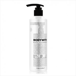 Tony Moly Body With Moisture Body Cleanser 300ml