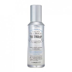 Антивозрастная увлажняющая сыворотка THE FACE SHOP The Therapy Water-Drop Anti-Aging Moisturizing Serum 45ml