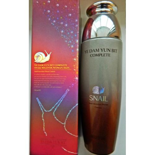 Улиточный обновляющий тонер Yedam Yunbit complete snail recover skin 150ml