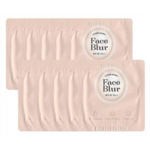 Осветляющая база под макияж Etude House Beauty shot face blur spf33 pa+ 1ml*10ea