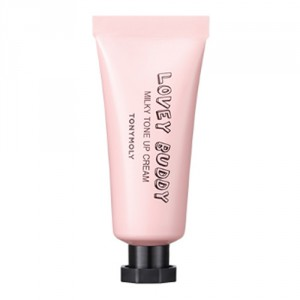 База под макияж Tony Moly Lovey buddy milky tone up cream