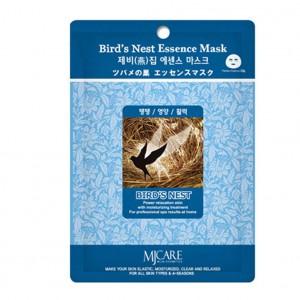 Листовая маска с ласточкиным гнездом Mj Care Essence mask [bird's nest]