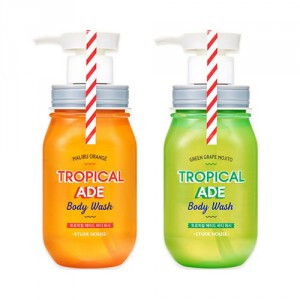 Гель для душа с тропическим ароматом Etude House Tropical ade body wash 300ml