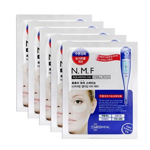 Патчи для век Mediheal N.M.F aquaring gel eyefill 1box (5pcs)