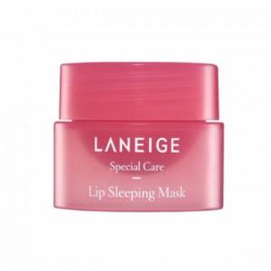 Увлажняющая и питающая маска для губ Laneige Lip sleeping mask 3ml