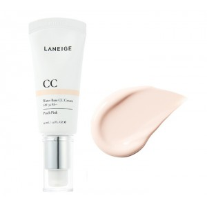 Увлажняющий СС крем Laneige Water base cc cream spf36 pa++ 40ml