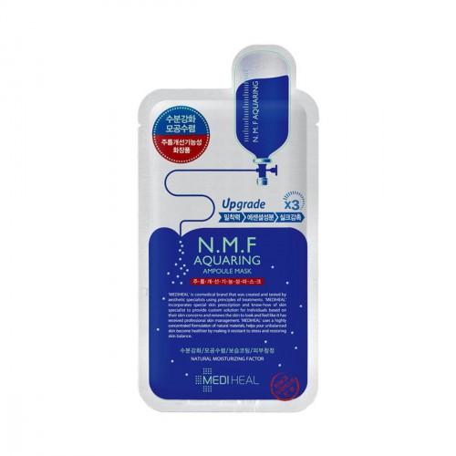 Увлажняющая листовая маска Mediheal N.M.F aquaring ampoule mask 25ml (10pcs/box)