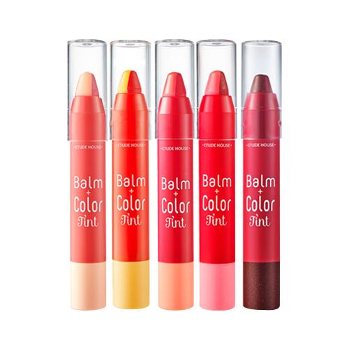 Бальзам-тинт для губ Etude House Balm & color tint 2.4g
