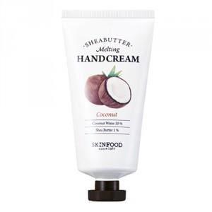 Питательный смягчающий крем для рук Skinfood Shea butter soft hand cream 80ml