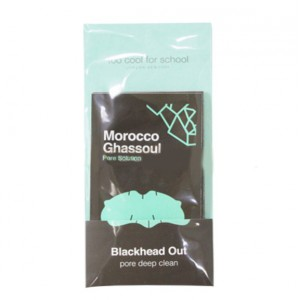 Полоски для очищения кожи носа Too Cool For School morocco ghassoul blackhead out set 11ea