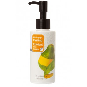 Пилинг-скатка The Face Shop Smart peeling mild papaya 150ml