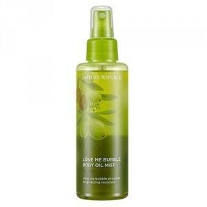 Питательное масло Nature Republic Love me bubble body oil – olive