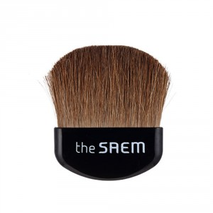 Кисточка для нанесения румян The Saem Mini blusher brush
