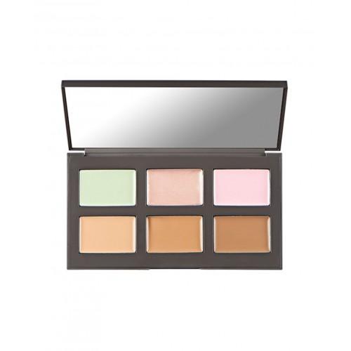 Палетка консилеров It's Skin life color palette contouring 1.4g*3+1.6g*3