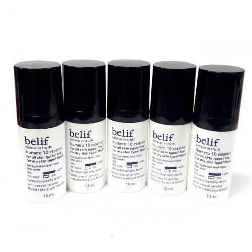 Увлажняющая эссенция для лица с экстрактом розы Belif Numero 10 essence 10ml