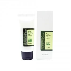 Cолнцезащитный крем с алоэ Cosrx Aloe soothing sun cream 50ml SPF50/PA+++ 50ml