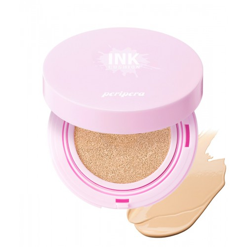 Основа-кушон Peripera Ink lasting pink cushion 14g spf50+ pa+++