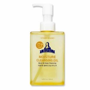 Гидрофильное масло ETUDE HOUSE Real Art Cleansing Oil Moisture NEW 185ml
