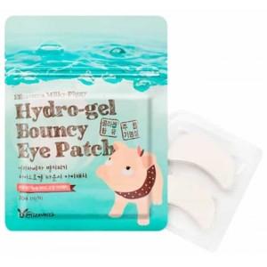Гидрогелевые патчи для области под глазами ELIZAVECCA Milky-Piggy Hydro-gel Bouncy Eye patch 1set(20sheet)