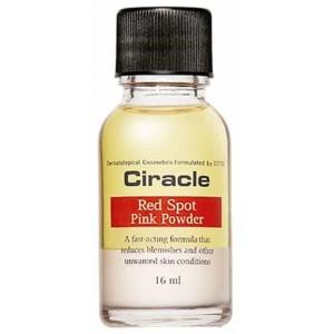 Точечное средство от прыщей CIRACLE Red spot pink powder 16ml