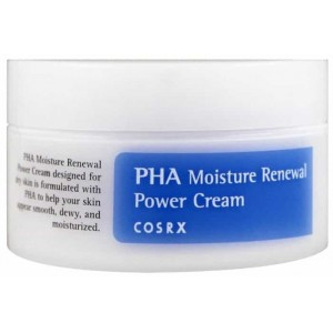 Крем для лица обновляющий COSRX Cream PHA Moisture Renewal Power