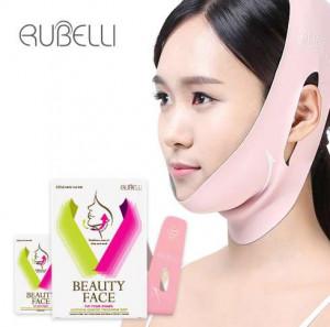 Подтягивающая маска Rubelli Beauty V-Line Face