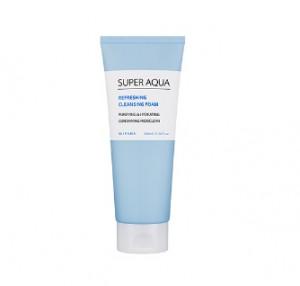 Освежающая пенка для лица Missha Super aqua refreshing cleansing foam 200ml